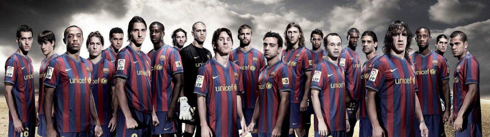 FC Barcelona geschiedenis