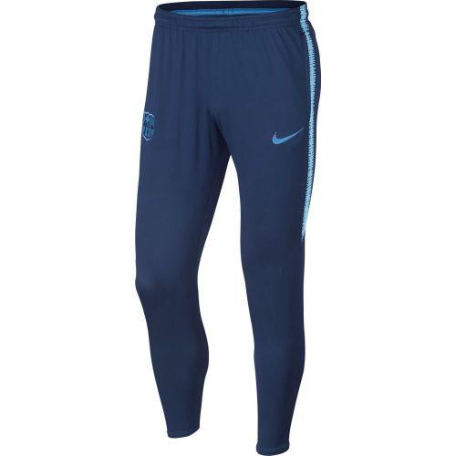 Nike FC Barcelona Dry Squad Trainingsbroek 2018-2019 Blauw