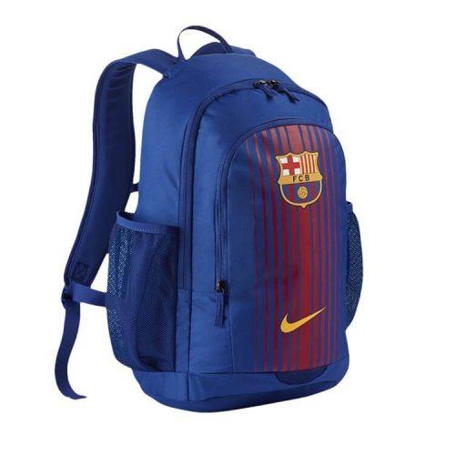Nike FC Barcelona Backpack Obsidian Deep Royal