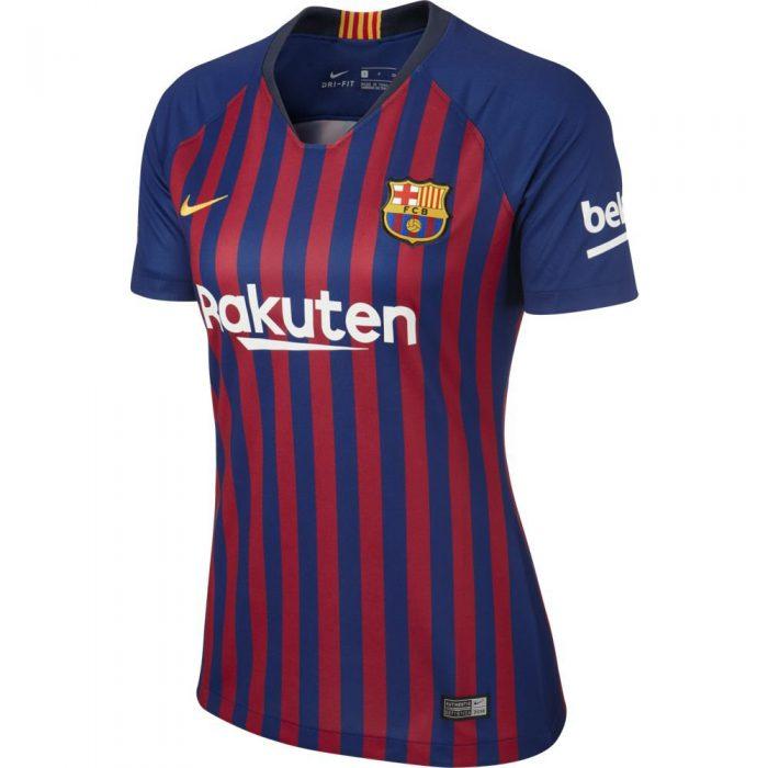 Nike FC Barcelona Thuisshirt Vrouwen 2018-2019