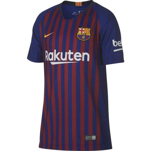 Nike FC Barcelona Thuisshirt 2018-2019 Kids
