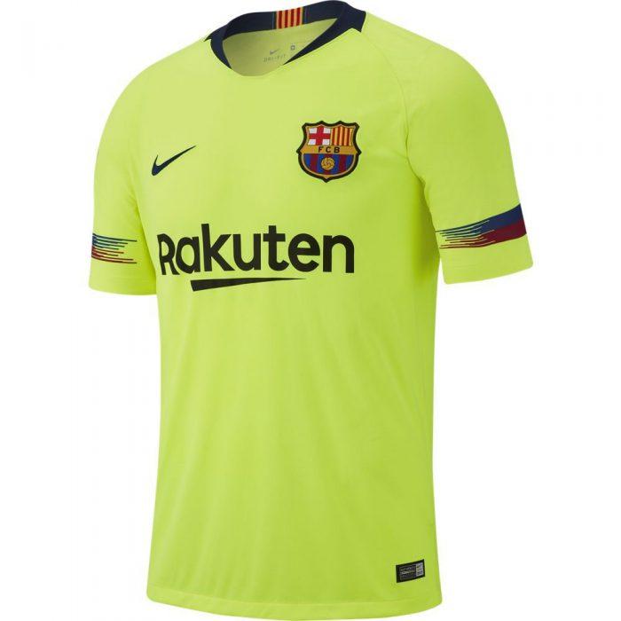 Nike FC Barcelona Uitshirt 2018-2019