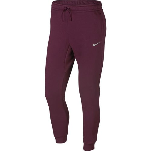 Nike FC Barcelona Fleece Joggingbroek Deep Maroon Metallic Silver