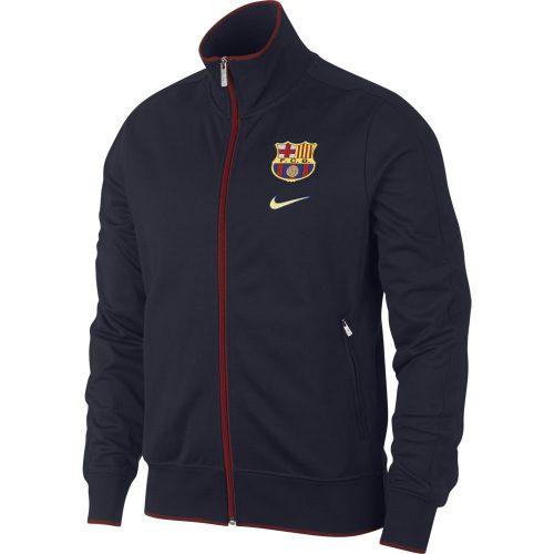 Nike FC Barcelona N98 Trainingsjack 2019-2020 Donkerblauw