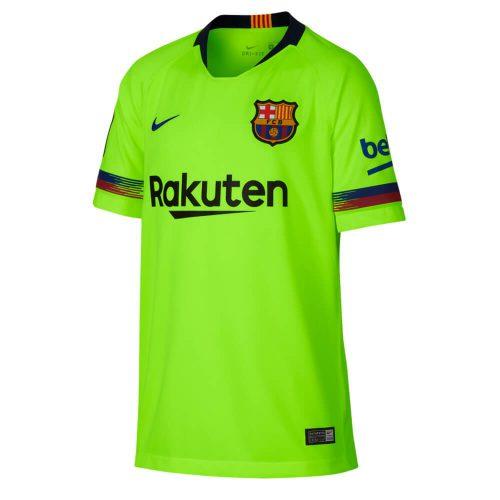 Nike FC Barcelona Uitshirt Kids 2018-2019