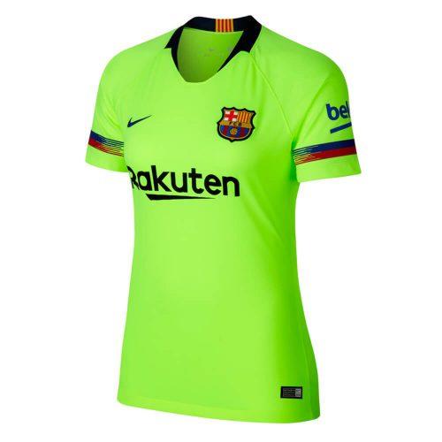 Nike FC Barcelona Uitshirt Vrouwen 2018-2019