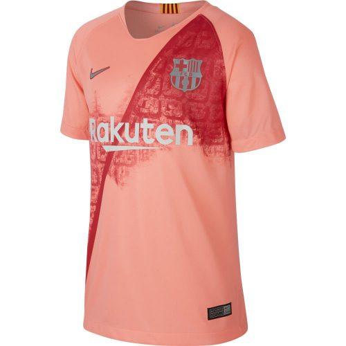Nike FC Barcelona 3rd Shirt 2018-2019 Kids