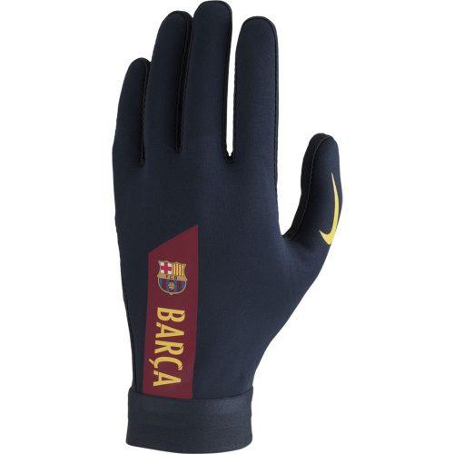 Nike FC Barcelona HyperWarm Academy Handschoenen Donkerblauw Rood