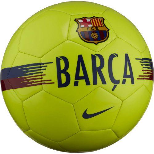 Nike FC Barcelona Voetbal Volt Noble Red