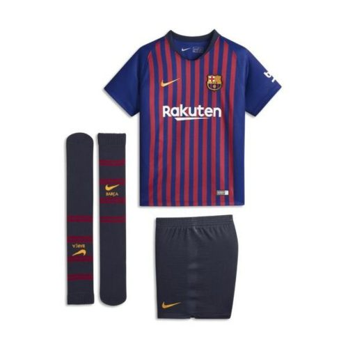 Nike FC Barcelona Minikit Thuis 2018-2019 (KLEUTERS)