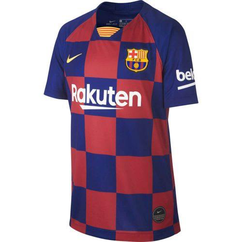Nike FC Barcelona Thuisshirt 2019-2020 Kids