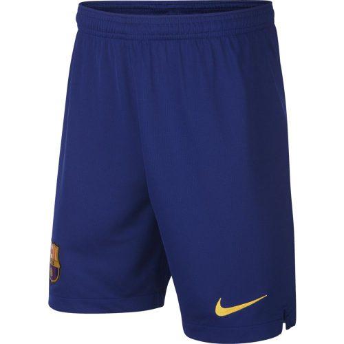 Nike FC Barcelona Thuis Voetbalbroekje 2019-2020 Kids