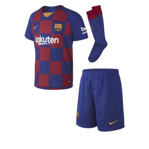 Nike FC Barcelona Thuis Minikit 2019-2020