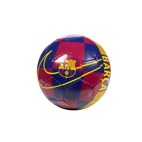 Nike FC Barcelona Skill Voetbal Donkerblauw Rood Goud