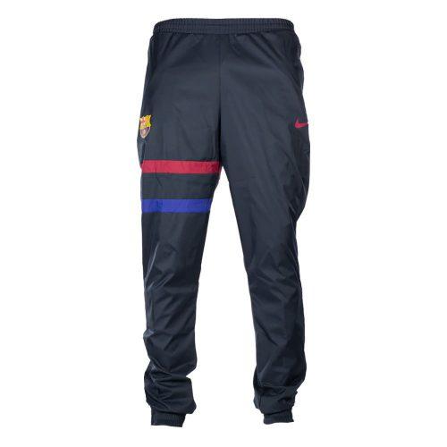 Nike FC Barcelona Trainingsbroek ST Woven Trainingsbroek Donkerblauw