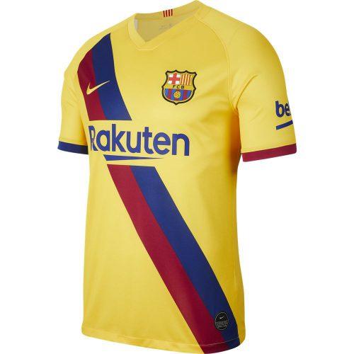Nike FC Barcelona Uitshirt 2019-2020