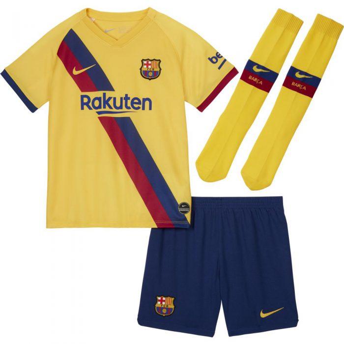Nike FC Barcelona Uit Babykit 2019-2020