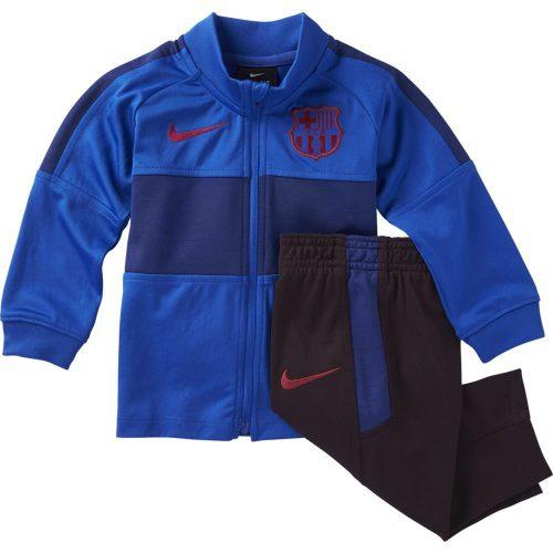 Nike FC Barcelona Baby Trainingspak 2019-2020 Blauw