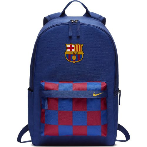 Nike FC Barcelona Backpack Donkerblauw Rood Geel