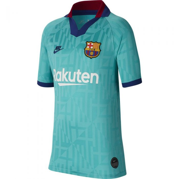 Nike FC Barcelona 3rd Shirt 2019-2020 Kids