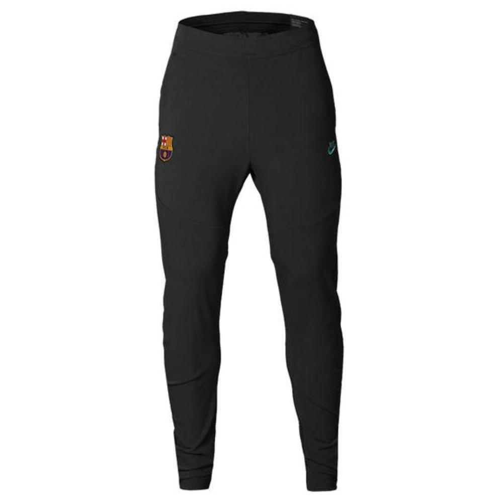 Nike FC Barcelona Tech Fleece Pack Broek FZ 2019-2020 Antraciet