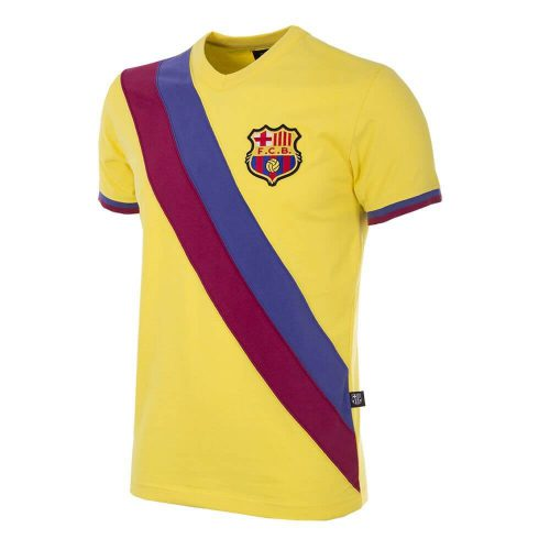 FC Barcelona Away 1978 - 79 Retro Football