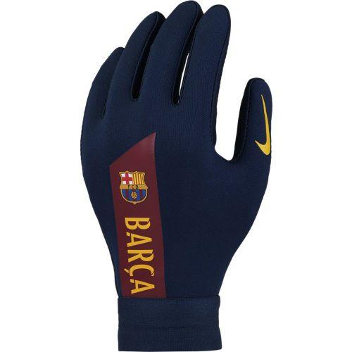 Nike FC Barcelona Academy HyperWarm Handschoenen Kids Donkerblauw Rood