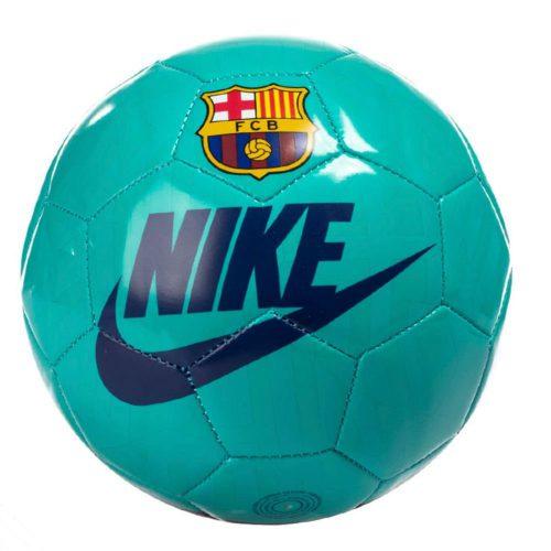 Nike FC Barcelona Skills Voetbal Groen Blauw Rood