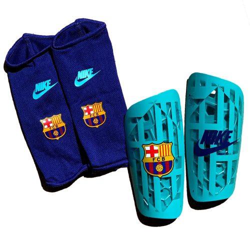 Nike FC Barcelona Mercurial Lite Scheenbeschermer Groen