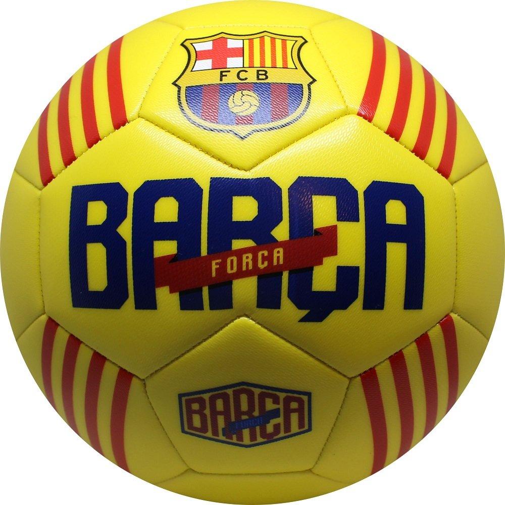 Bal FC Barcelona Geel Rood