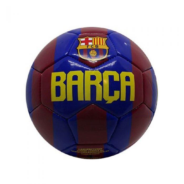 Minibal FC Barcelona Blauw Rood Geel