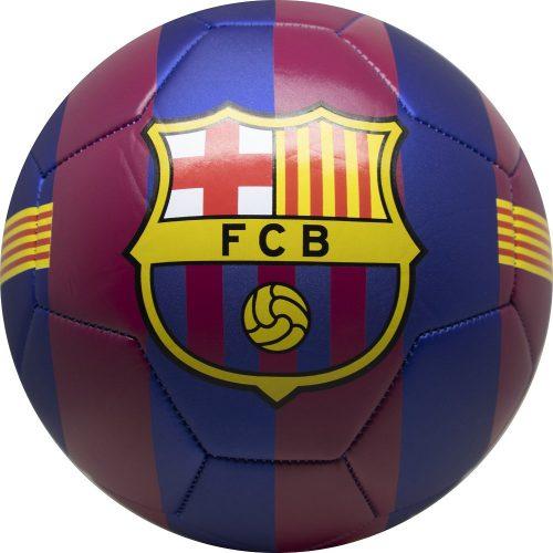 Bal FC Barcelona Blauw Rood Geel