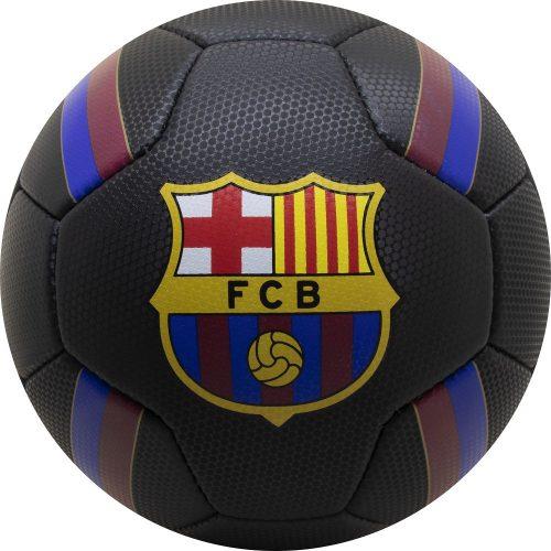 Bal FC Barcelona Zwart Blauw Rood
