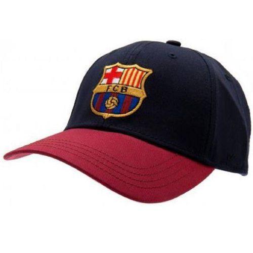 FC Barcelona Pet Donkerblauw Rood