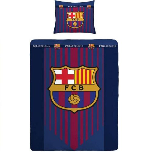 Dekbed FC Barcelona Blauw Rood 140x200cm - 60x70cm