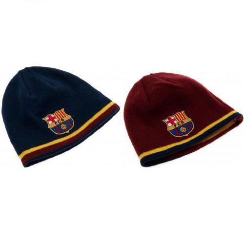Muts FC Barcelona Rood Blauw Omkeerbaar
