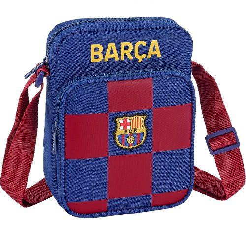 Schoudertas FC Barcelona Rood Blauw