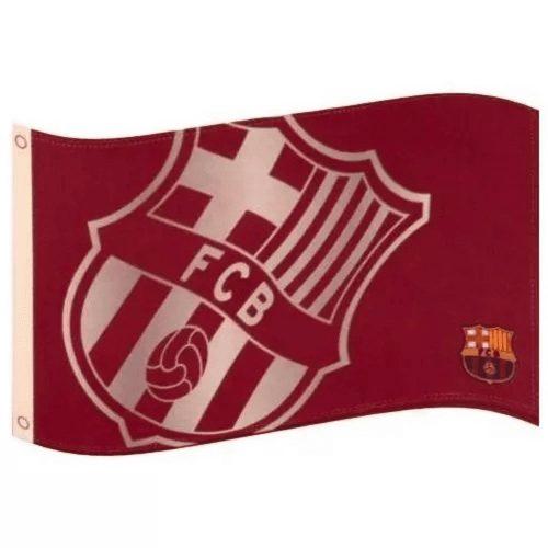 Vlag FC Barcelona Rood Wit 100x150cm