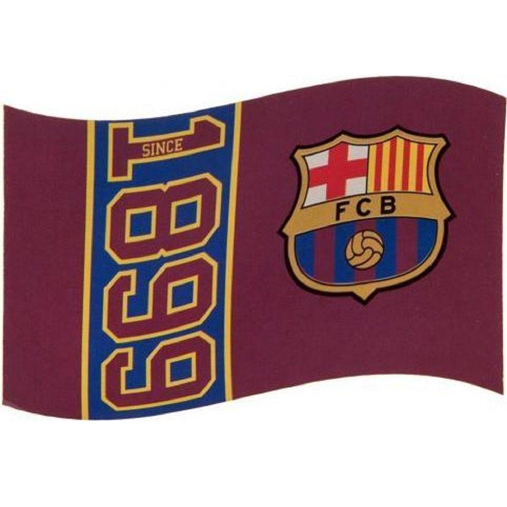 Vlag FC Barcelona Rood Blauw 100x150cm