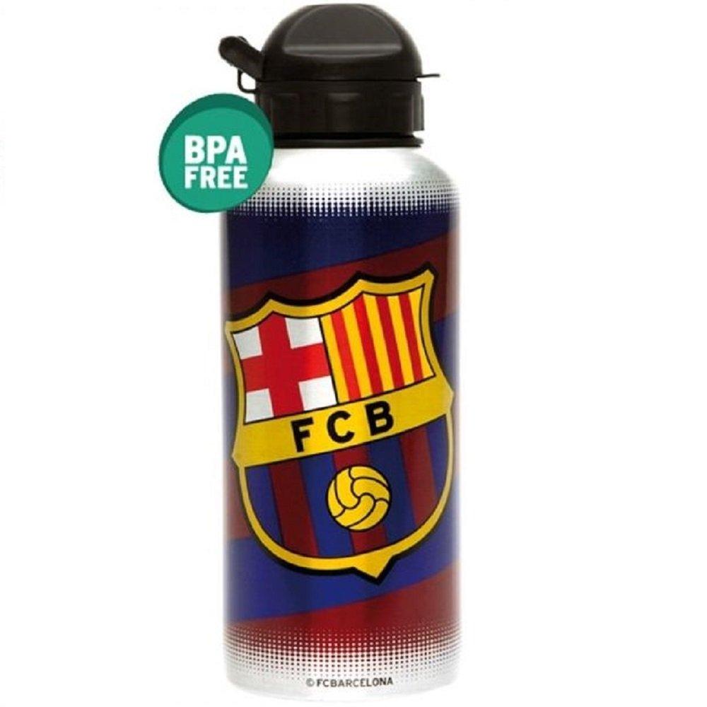 Bidon FC Barcelona Blauw Rood Aluminium 400ml