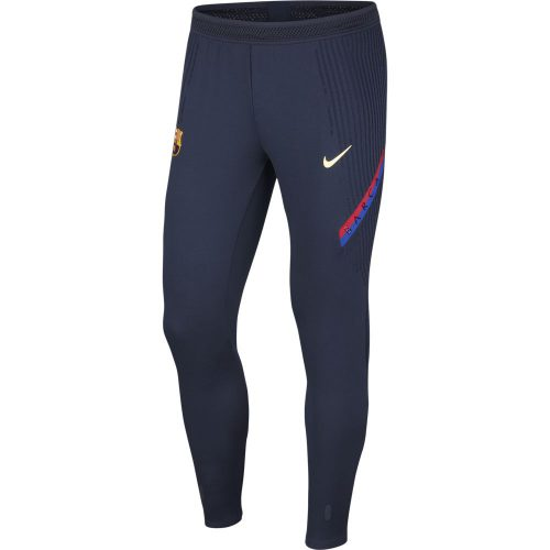 Nike FC Barcelona Strike NextGen VaporKnit Trainingsbroek KZF 2019-2020 Donkerblauw