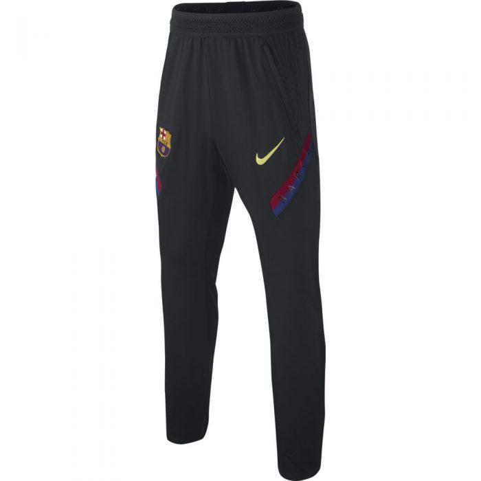 Nike FC Barcelona Dry Strike Trainingsbroek KP 2019-2020 Kids Donkerblauw