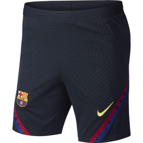Nike FC Barcelona Dry Strike Trainingsbroekje KZ 2019-2020 Donkerblauw
