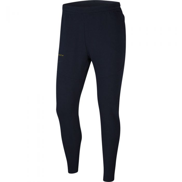Nike FC Barcelona Tech Fleece Pack Trainingsbroek Donkerblauw