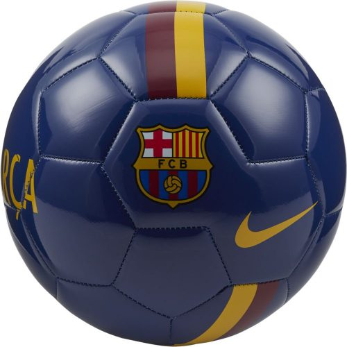 Nike FC Barcelona Supporters Voetbal Blauw Rood