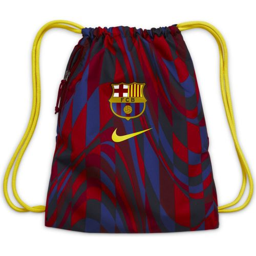 Nike FC Barcelona Gymtas Donkerrood
