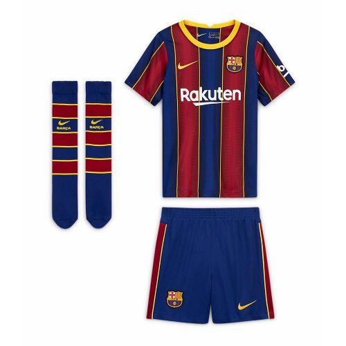 Nike FC Barcelona Thuis Minikit 2020-2021