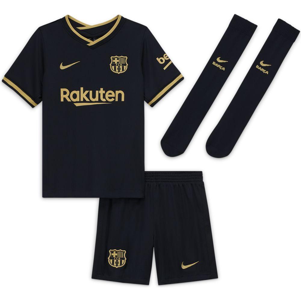 Nike FC Barcelona Uit Minikit 2020-2021
