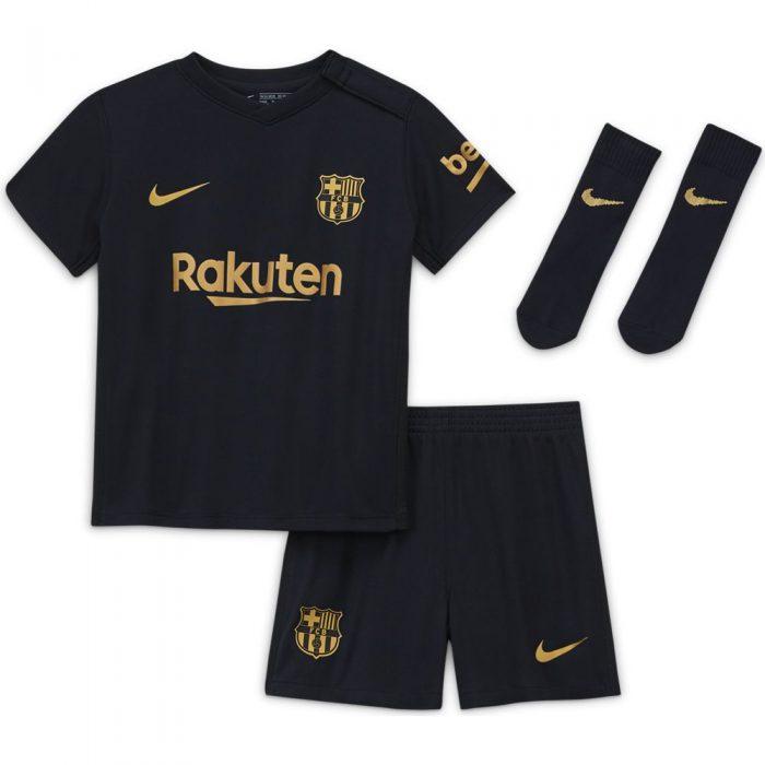 Nike FC Barcelona Uit Babykit 2020-2021