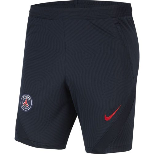 Nike Paris Saint Germain Dry Strike Trainingsbroekje KZ 2020-2021 Blauw